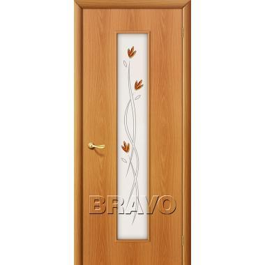 Межкомнатная дверь 22Х Л-12 (МиланОрех)