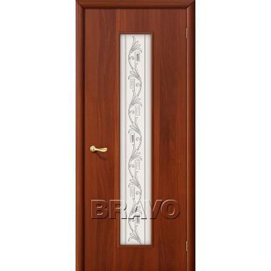 Межкомнатная дверь 24Х Л-11 (ИталОрех)