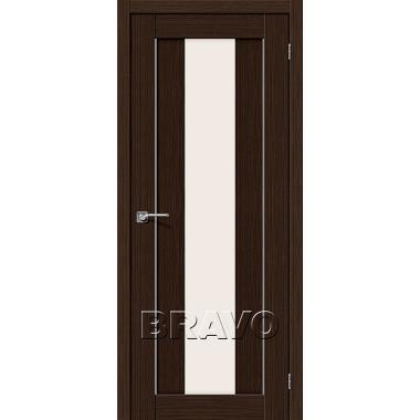 Межкомнатная дверь Порта-25 alu 3D Wenge