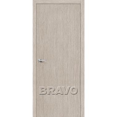 Межкомнатная дверь Тренд-0 3D Cappuccino
