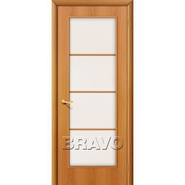 Межкомнатная дверь 10С Л-12 (МиланОрех)