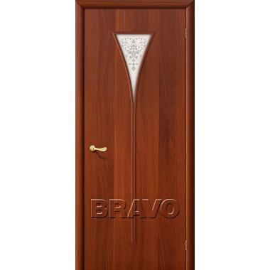 Межкомнатная дверь 3Х Л-11 (ИталОрех)