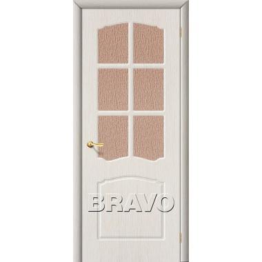 Межкомнатная дверь Альфа П-21 (БелДуб)