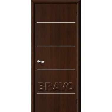 Межкомнатная дверь Декор Л-13 (Венге)