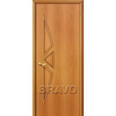 Межкомнатная дверь 15Г Л-12 (МиланОрех)
