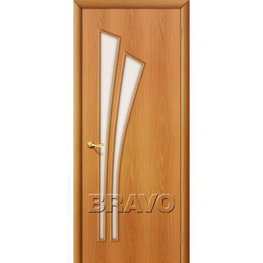 Межкомнатная дверь 4С Л-12 (МиланОрех)