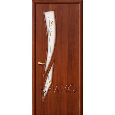 Межкомнатная дверь 8Ф Л-11 (ИталОрех)