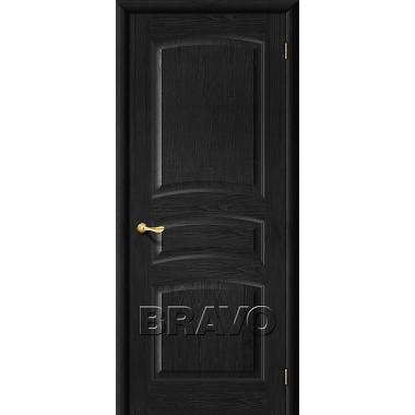 Межкомнатная дверь М16 Т-08 (Венге)