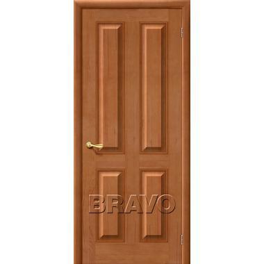 Межкомнатная дверь М15 Т-05 (Светлый Лак)