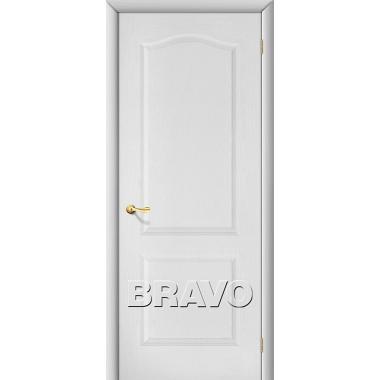 Межкомнатная дверь Палитра Л-23 (Белый)