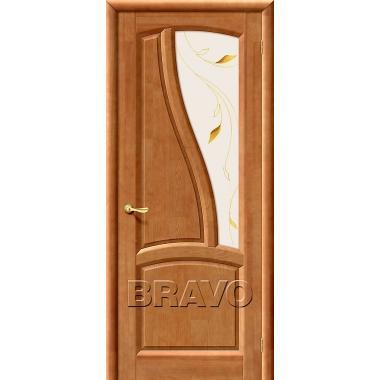 Межкомнатная дверь Рафаэль Т-26 (Орех)