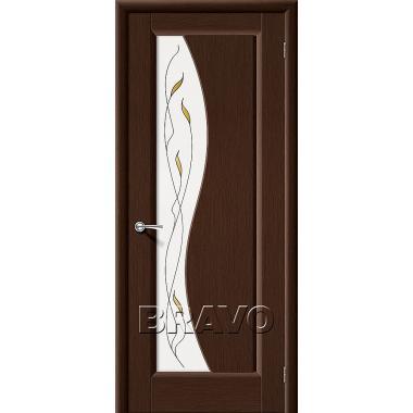 Межкомнатная дверь Руссо Ф-09 (Венге)