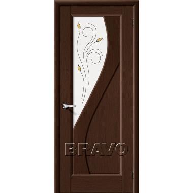 Межкомнатная дверь Сандро Ф-09 (Венге)