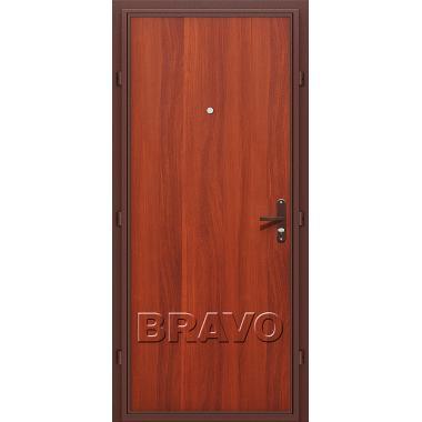 Входная дверь Эконом М-11 (ИталОрех)