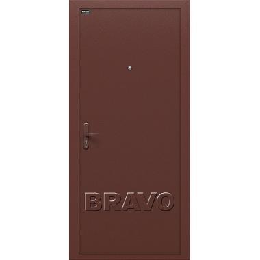 Входная дверь Инсайд Эконом М-11 (ИталОрех)