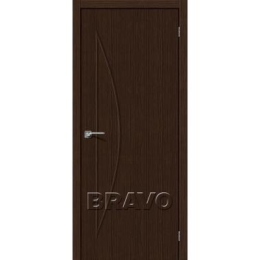 Межкомнатная дверь Мастер-5 3D Wenge