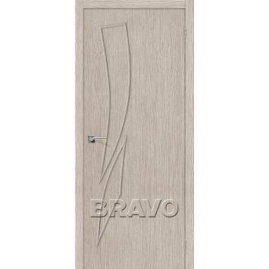 Межкомнатная дверь Мастер-9 3D Cappuccino