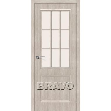 Межкомнатная дверь Симпл-13 Cappuccino Veralinga