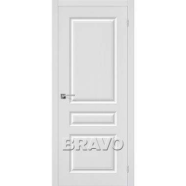 Межкомнатная дверь Статус-14 П-23 (Белый)
