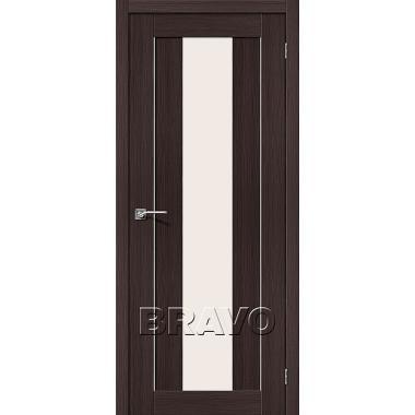 Межкомнатная дверь Порта-25 alu Wenge Veralinga