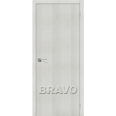 Межкомнатная дверь Порта-50 Bianco Crosscut