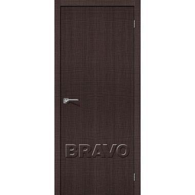 Межкомнатная дверь Порта-50 Wenge Crosscut