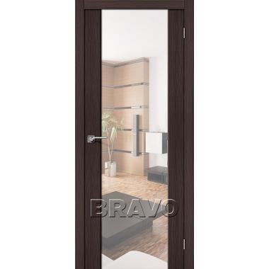 Межкомнатная дверь S-13 Reflex Wenge Veralinga