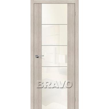 Межкомнатная дверь V4 WР Cappuccino Veralinga