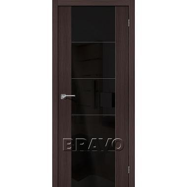 Межкомнатная дверь V4 BS Wenge Veralinga