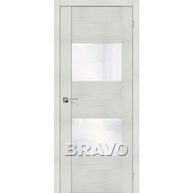 Межкомнатная дверь VG2 WW Bianco Veralinga