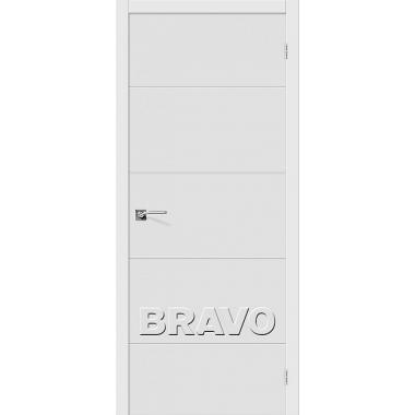 Межкомнатная дверь Граффити-2 П-23 (Белый)