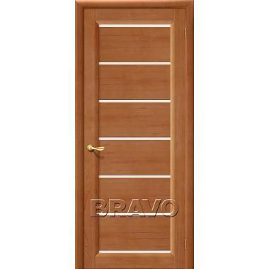 Межкомнатная дверь М2 Т-05 (Светлый Лак)