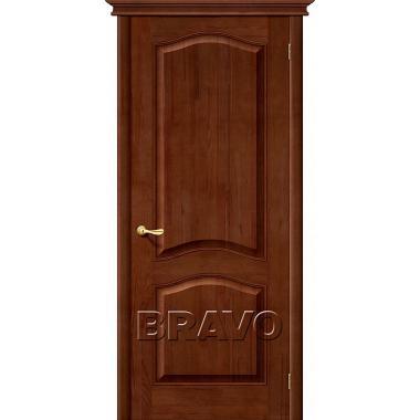 Межкомнатная дверь М7 Т-06 (Темный Лак)