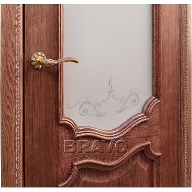Межкомнатная дверь Премьера Д-25 (Голд)