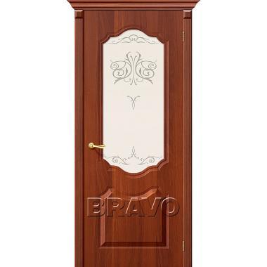Межкомнатная дверь Перфекта П-31 (ИталОрех)