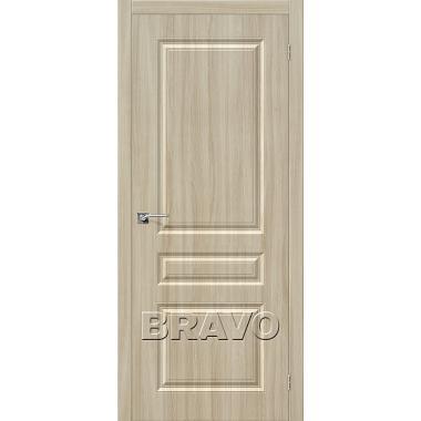 Межкомнатная дверь Статус-14 П-34 (Шимо Светлый)
