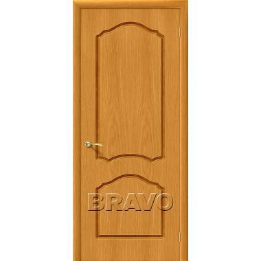 Межкомнатная дверь Каролина Т-03 (ДубНат)