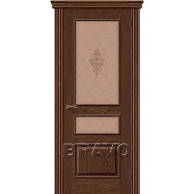 Межкомнатная дверь Сорренто Т-32 (Виски)