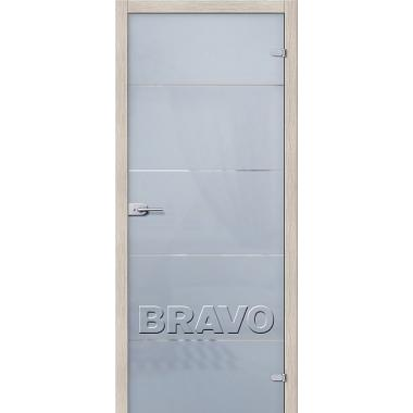 Межкомнатная дверь Диана Белое Сатинато